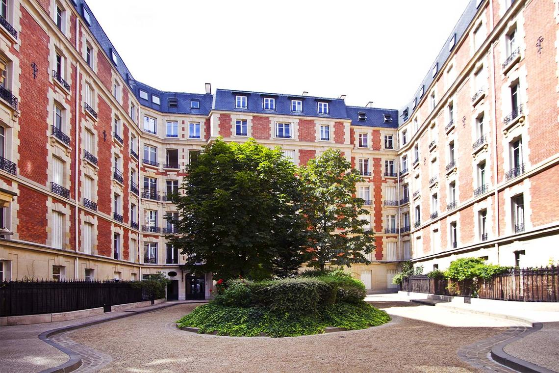 Appartement Paris Rue Lauriston 11