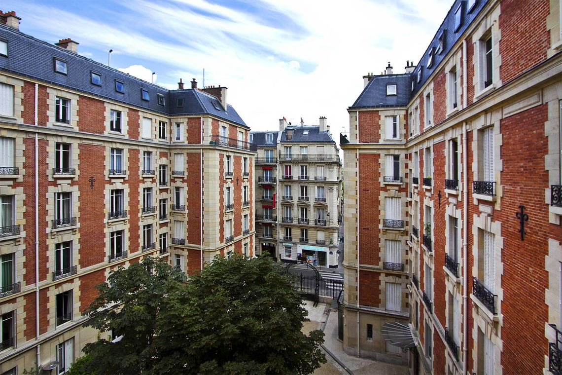 Appartement Paris Rue Lauriston 10