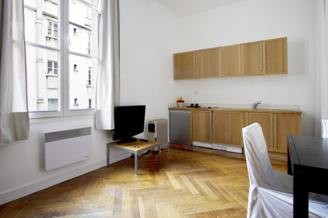 Appartement Paris Rue La Boétie 3