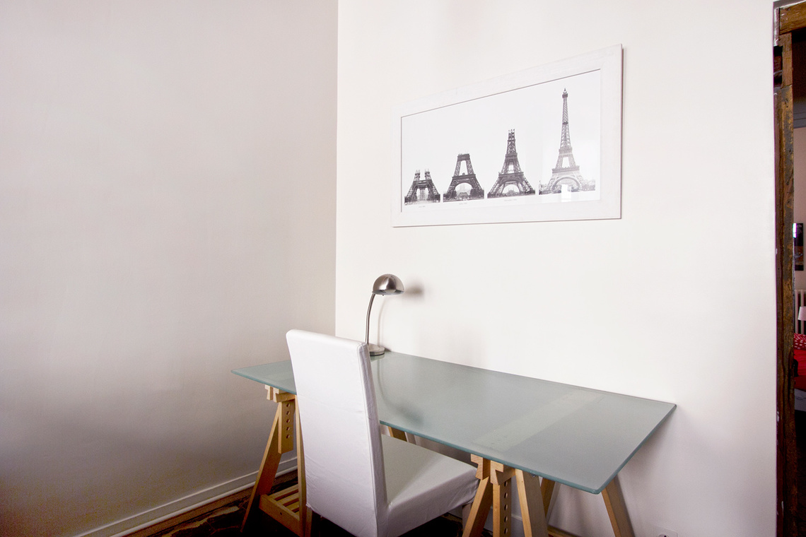 Appartement Paris Rue Saint Martin 9
