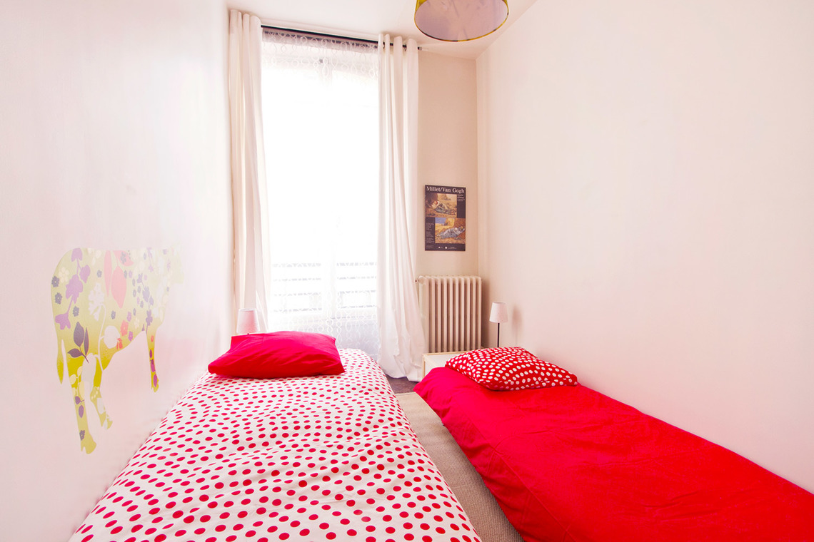 Appartement Paris Rue Saint Martin 8