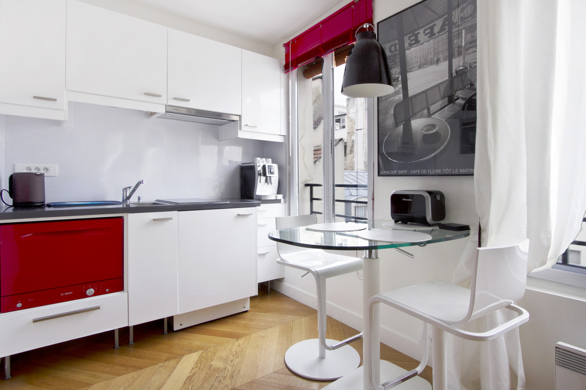 Appartement Paris Rue des Archives 6