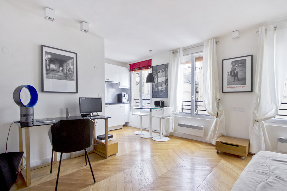 Appartement Paris Rue des Archives 5