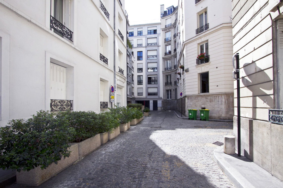 Квартира Paris Passage Doisy 9