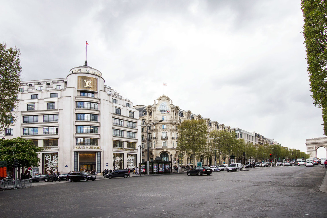 Квартира Paris Passage Doisy 12