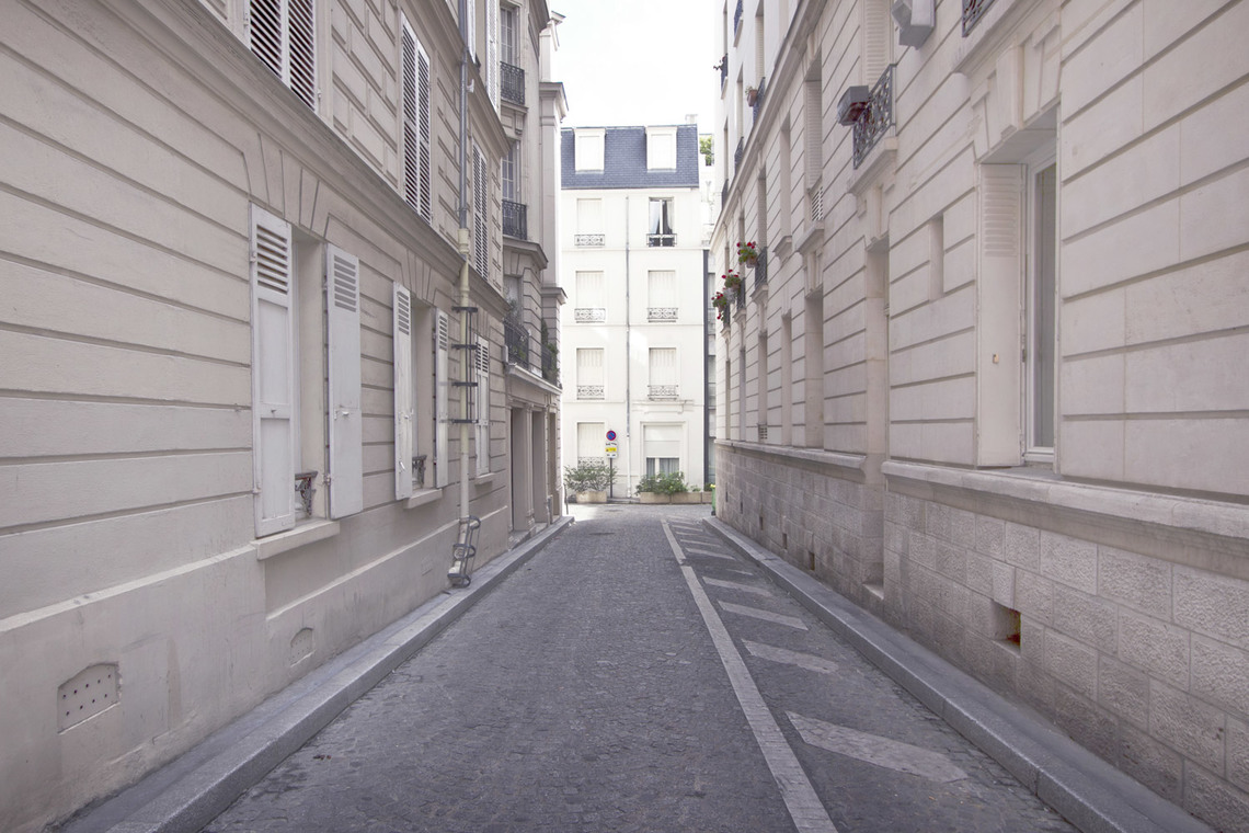 Квартира Paris Passage Doisy 10