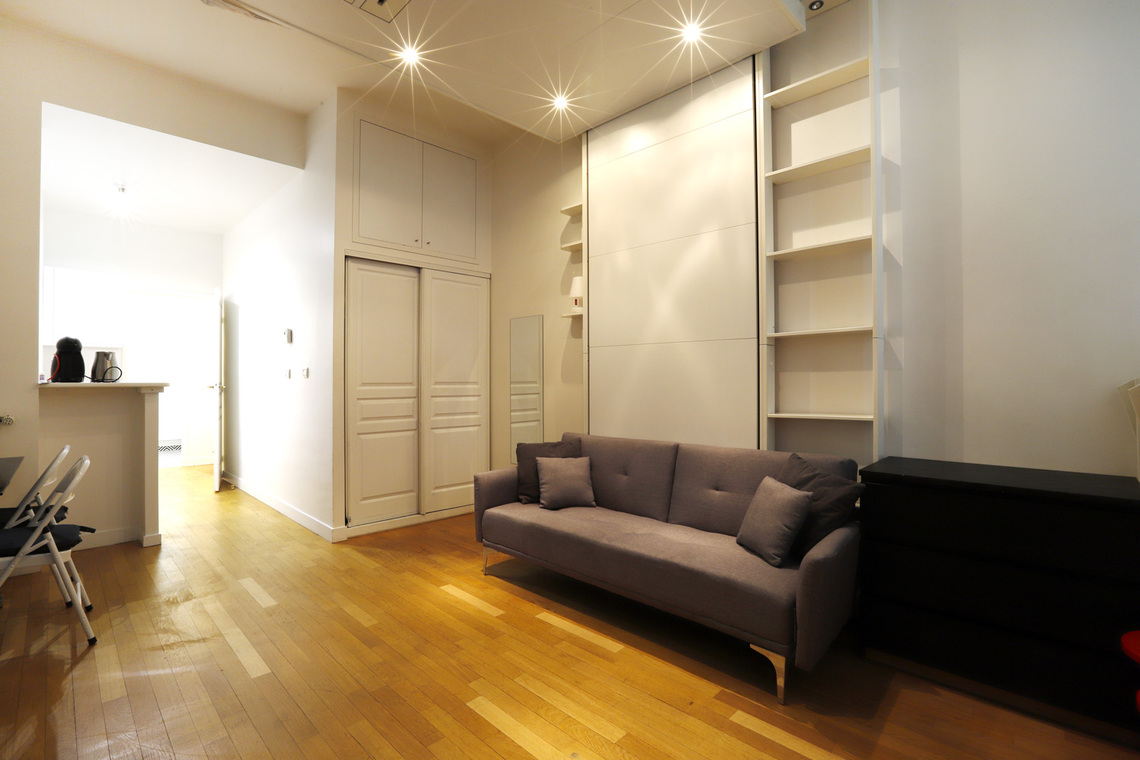 Квартира Paris Passage Doisy 5
