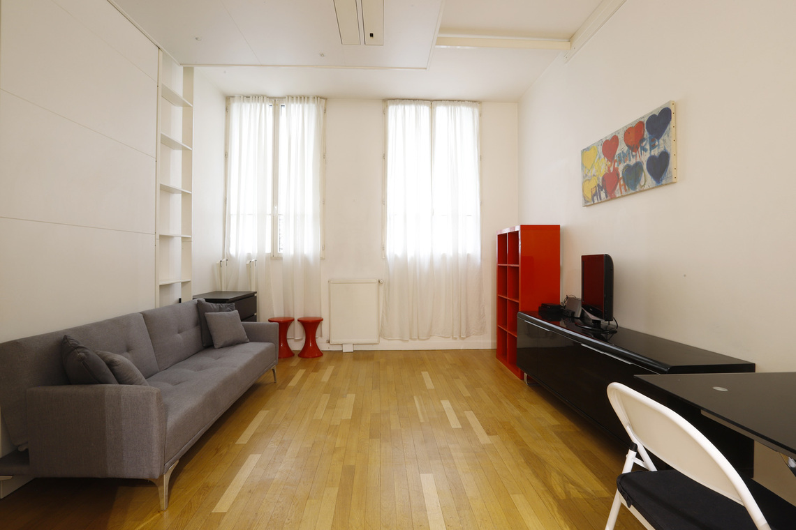 Квартира Paris Passage Doisy 4