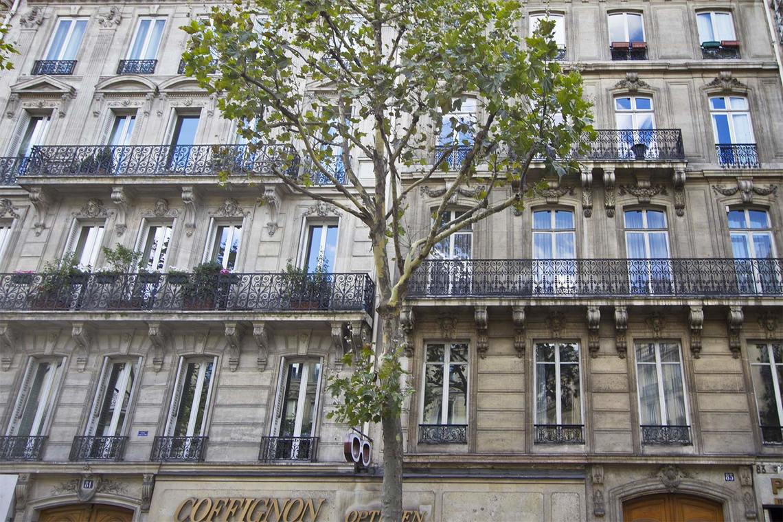 Appartement Paris Boulevard Malesherbes 10