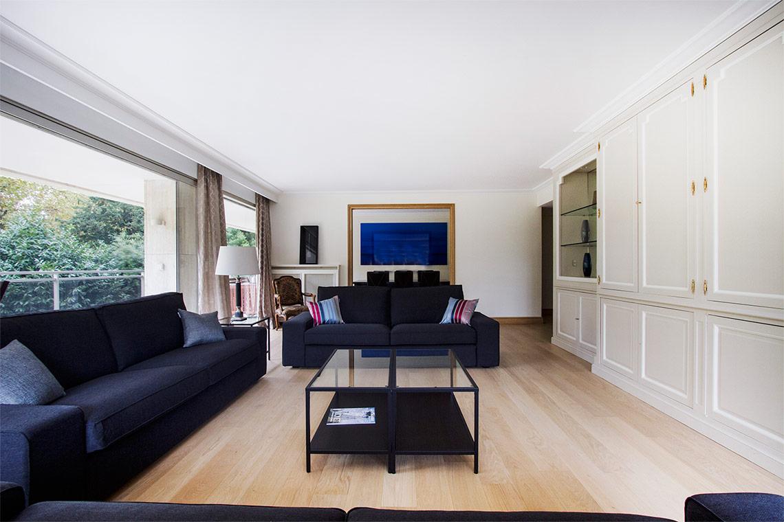appartement meubl louer neuilly sur seine boulevard du chteau