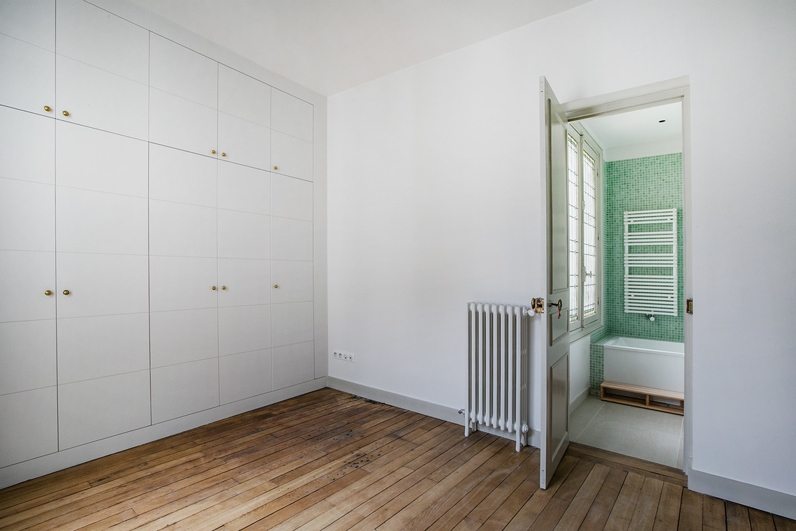 Apartment Paris Rue Joseph Bara 15