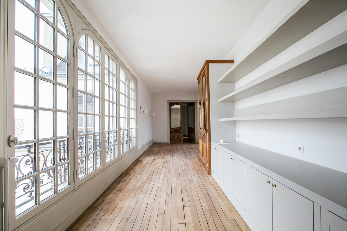 Apartment Paris Rue Joseph Bara 5