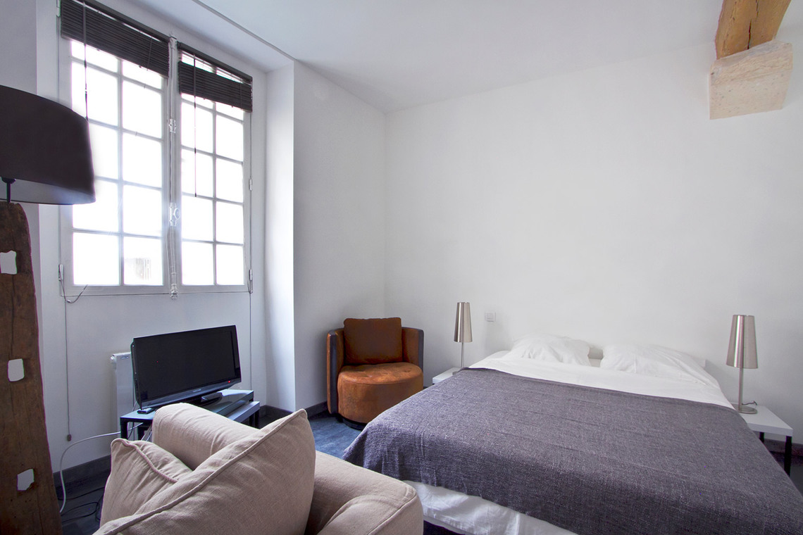 Appartement Paris Rue Chapon 6