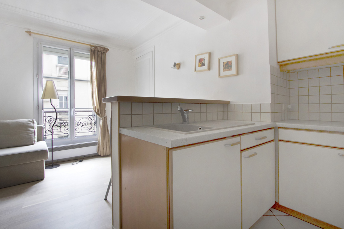 Apartment Paris Rue Yvon Villarceau 7