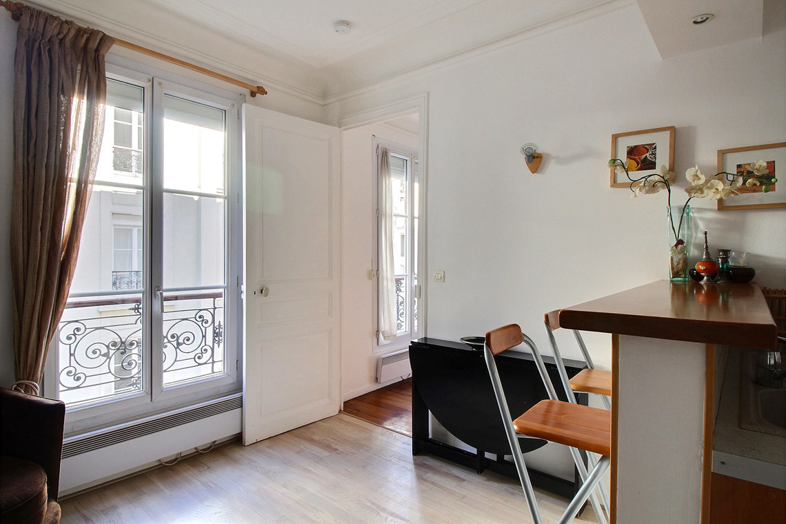 Apartment Paris Rue Yvon Villarceau 3