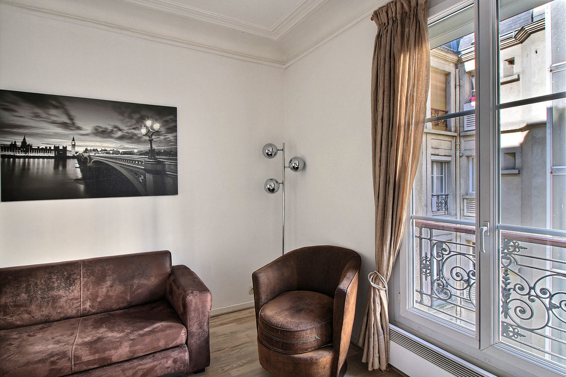 Apartment Paris Rue Yvon Villarceau 2