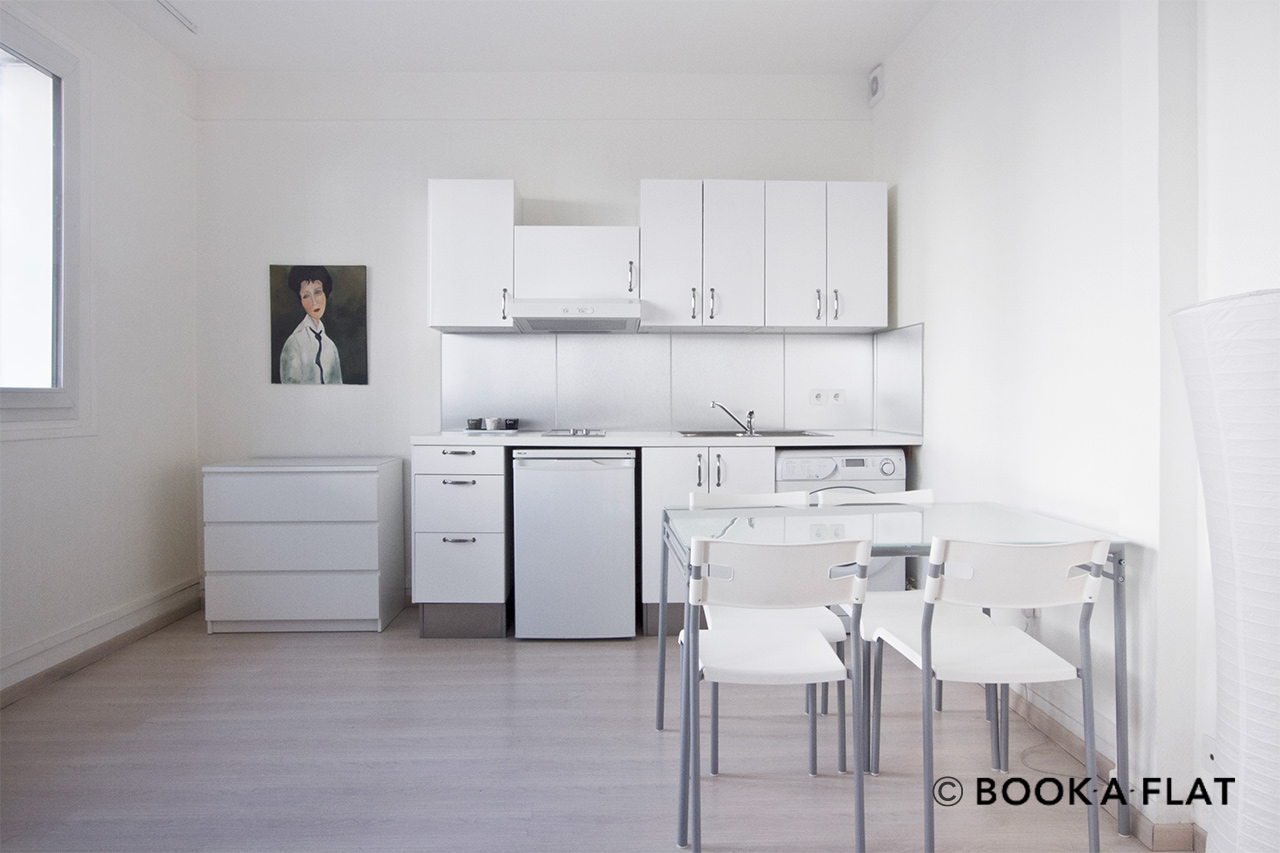 Apartment Paris Boulevard Berthier 4