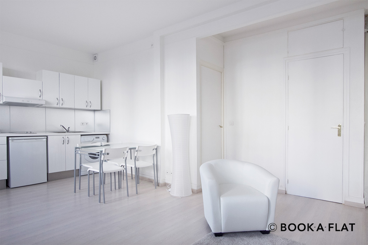 Apartment Paris Boulevard Berthier 3