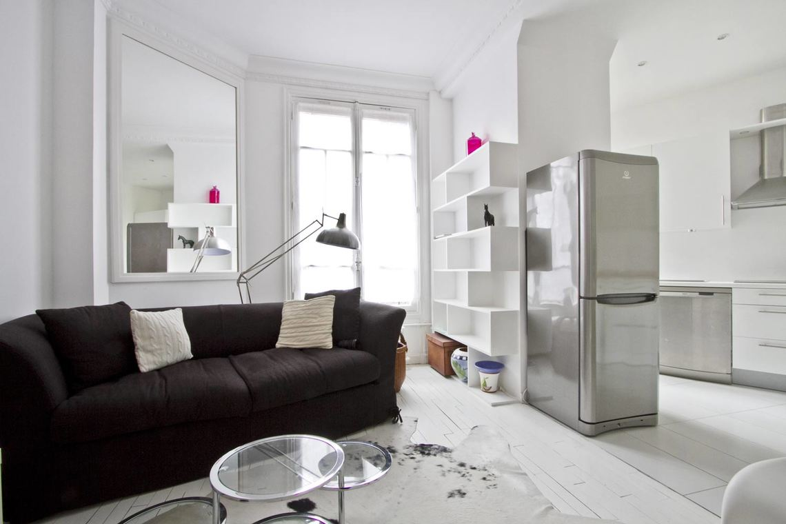 Location appartement meubl rue de rennes paris ref 8086 for Location appartement meuble rennes