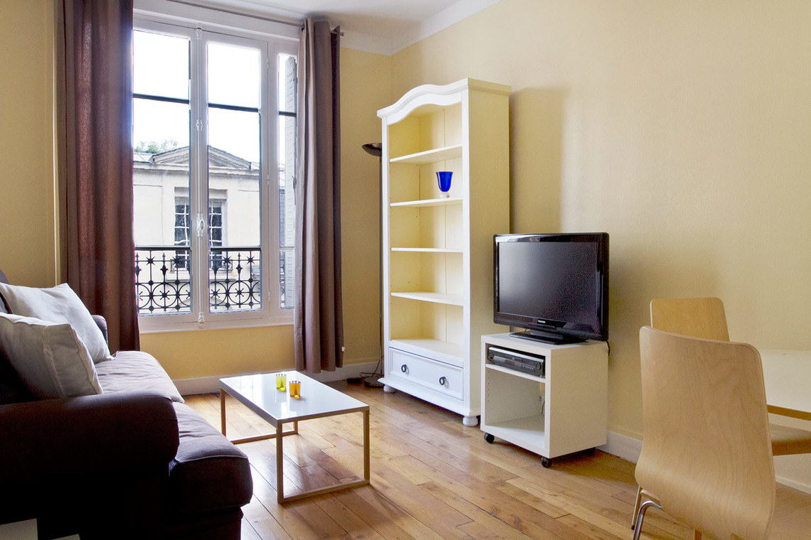 Appartement Paris Rue du Jura 3