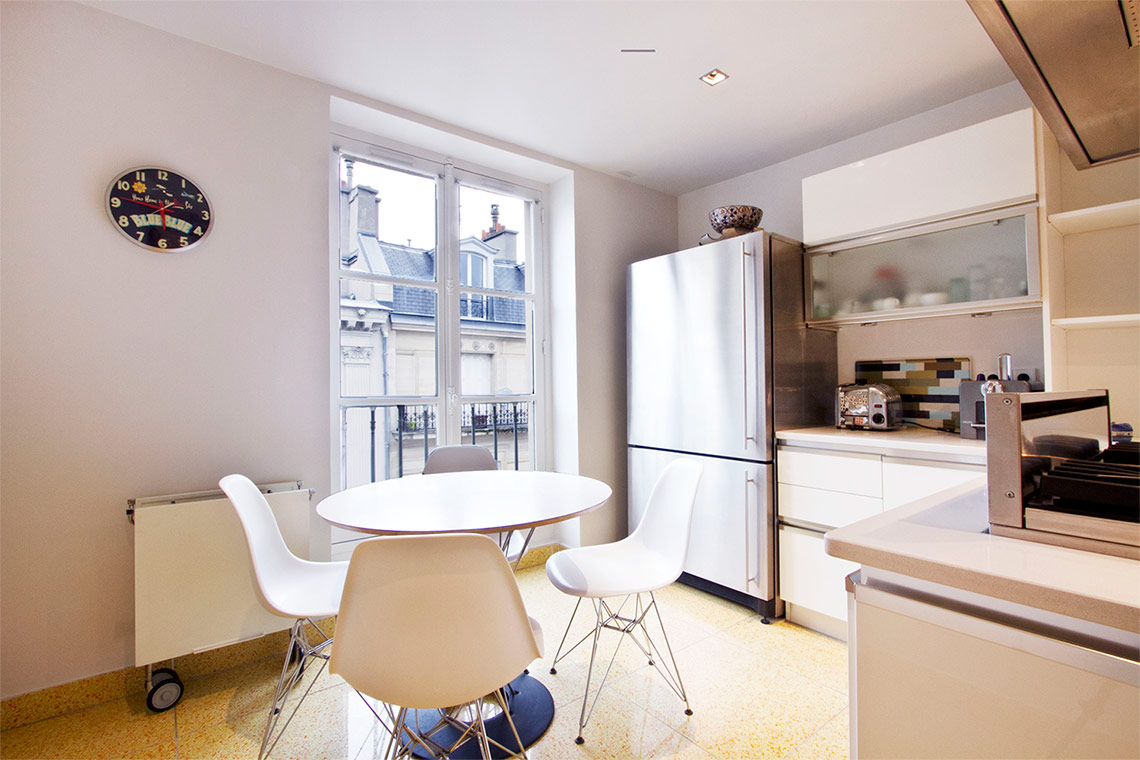 Appartement Paris Rue Béranger 6
