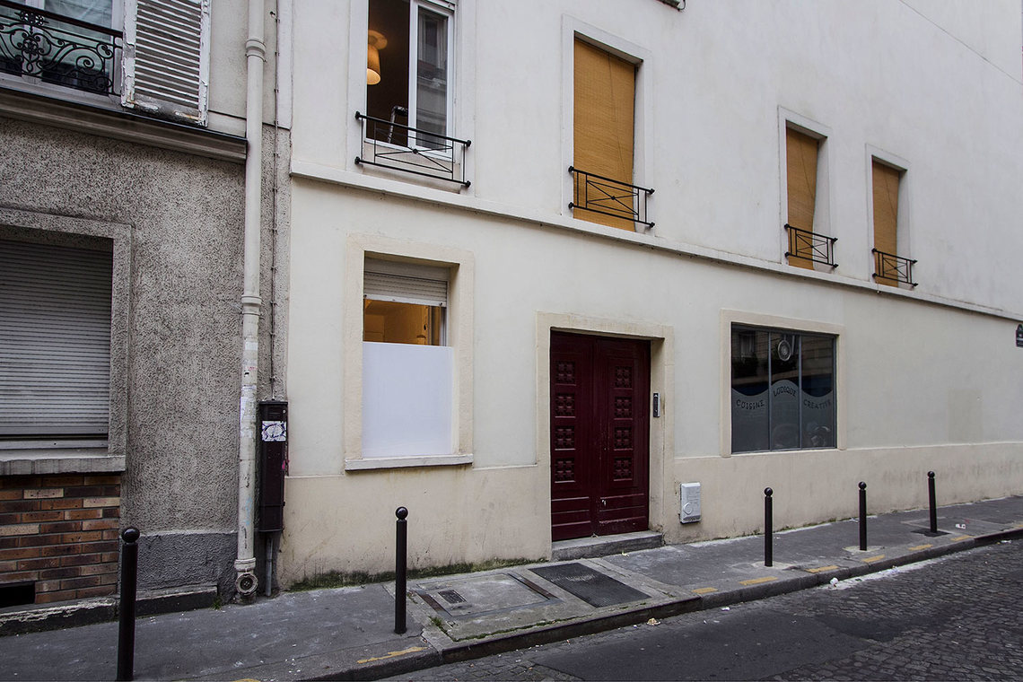 Apartment Paris Rue la Condamine 8