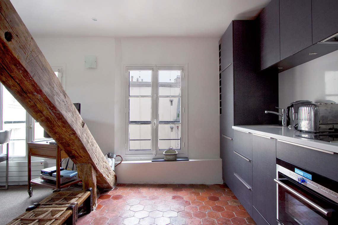 Appartement Paris Rue Bonaparte 8