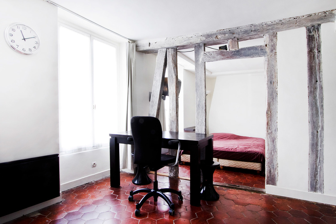 Appartement Paris Rue Saint Sulpice 4