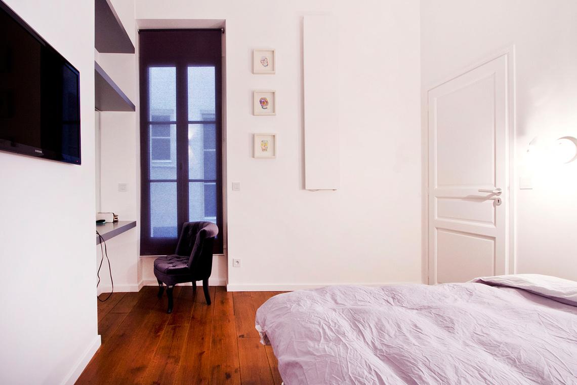 Location Appartement Meubl U00e9 Rue De Palestro  Paris
