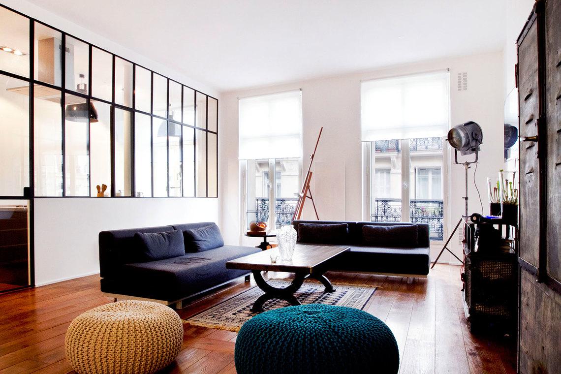 Apartment for rent rue de palestro paris ref 8254 for Salon sur la rue