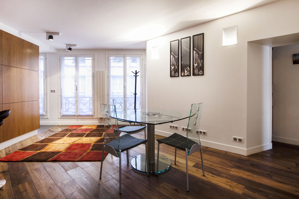 Apartment Paris Rue Gaillon 7