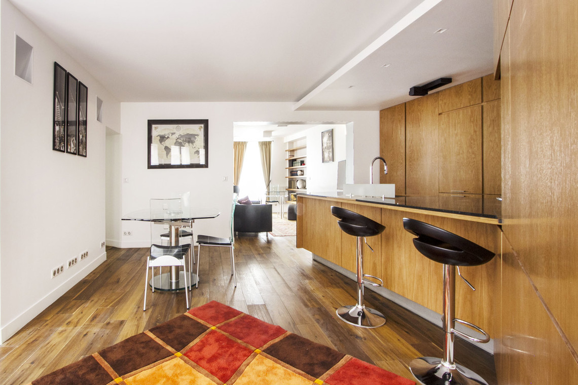 Apartment Paris Rue Gaillon 3