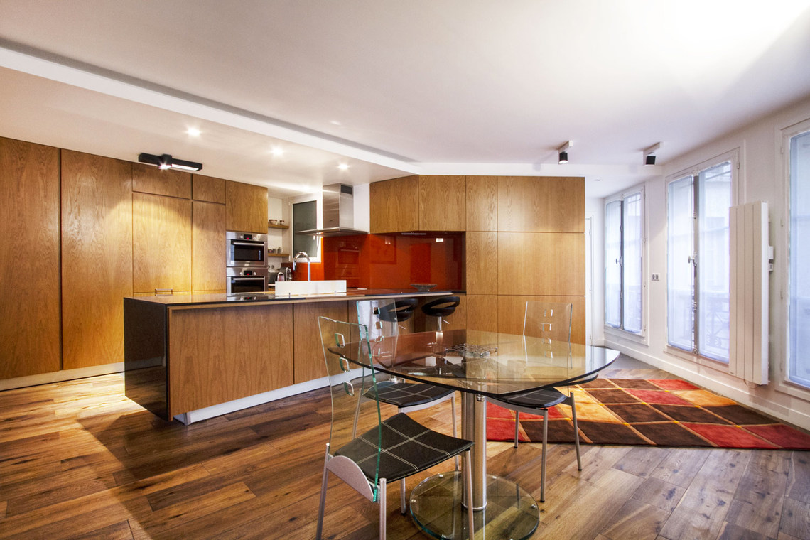 Apartment Paris Rue Gaillon 4