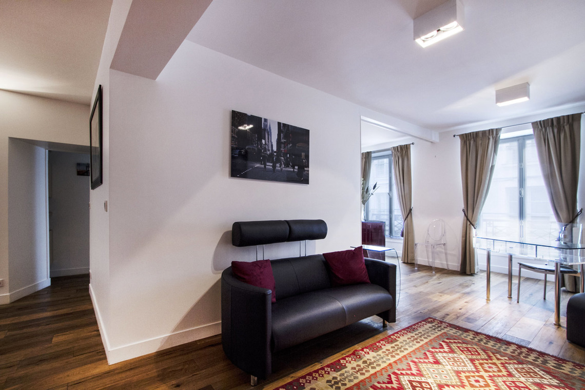 Furnished apartment for rent Paris Rue Gaillon