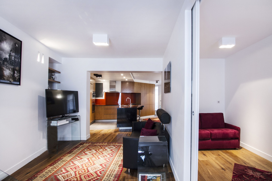Apartment Paris Rue Gaillon 2