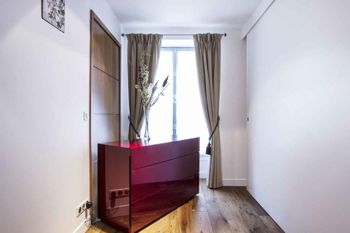 Apartment Paris Rue Gaillon 12