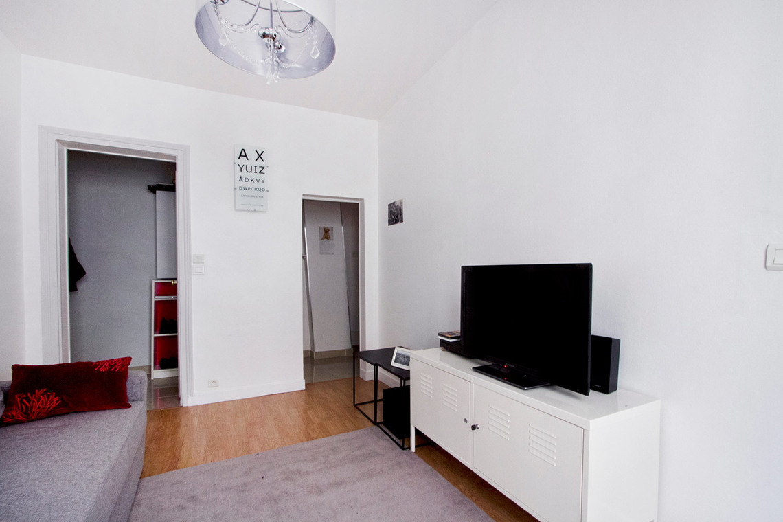 Appartement Paris Rue Keller 4