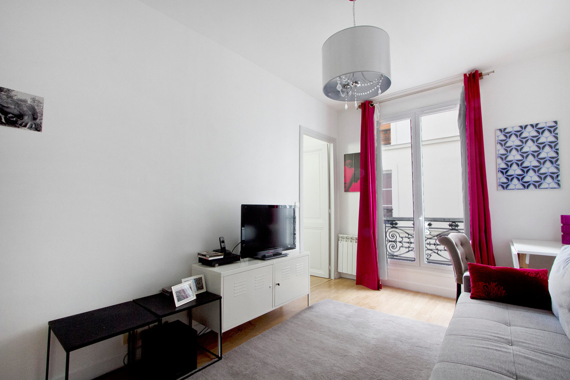 Квартира Paris Rue Keller 5