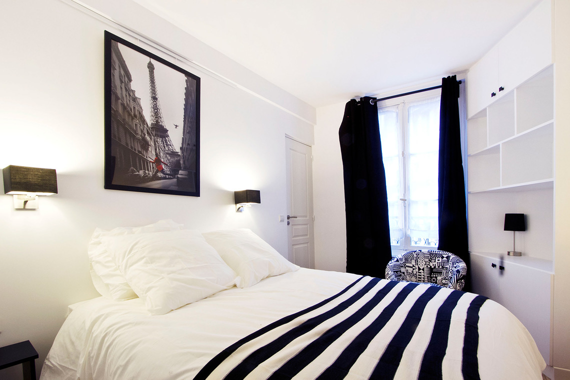 Apartment Paris Rue Benjamin Franklin 7