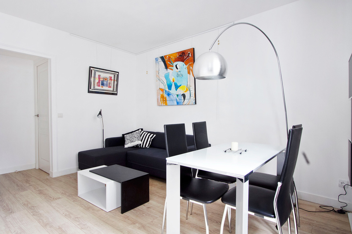 Apartment Paris Rue Benjamin Franklin 4