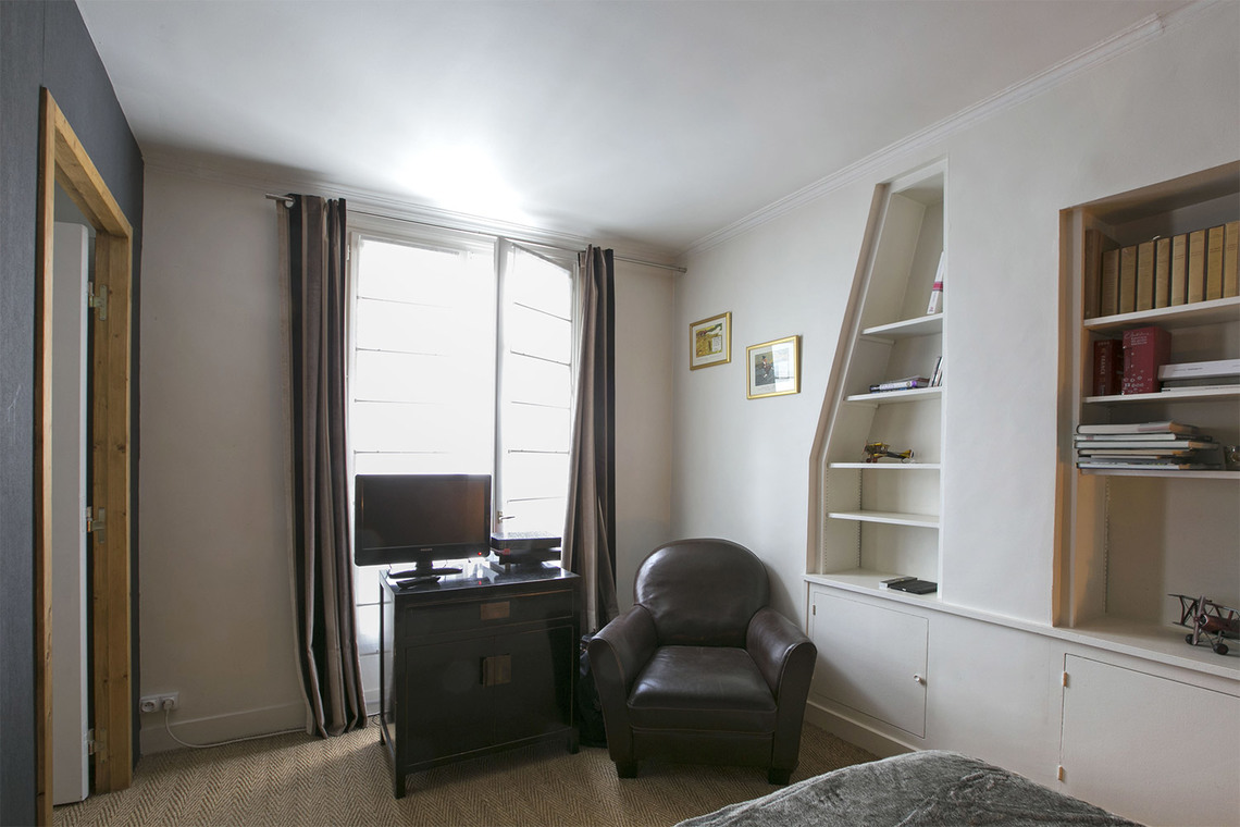Appartement Paris Rue Jacob 11