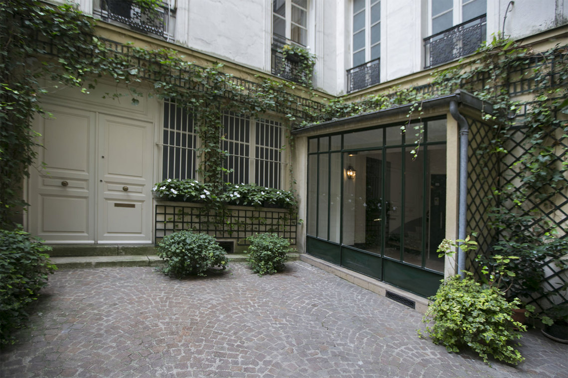 Appartement Paris Rue Jacob 14