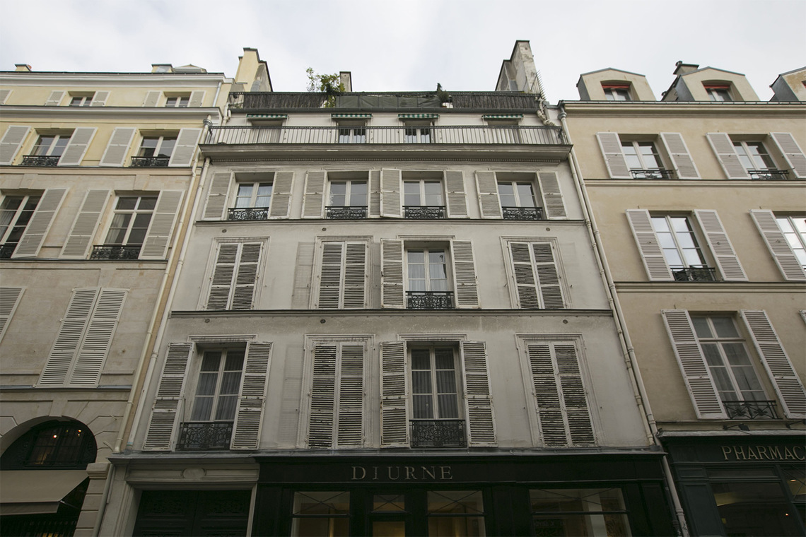 Appartement Paris Rue Jacob 15