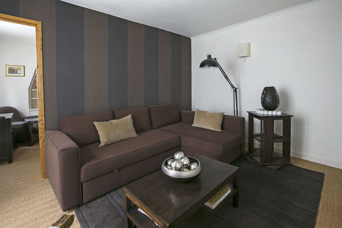 Furnished apartment for rent Paris Rue Jacob