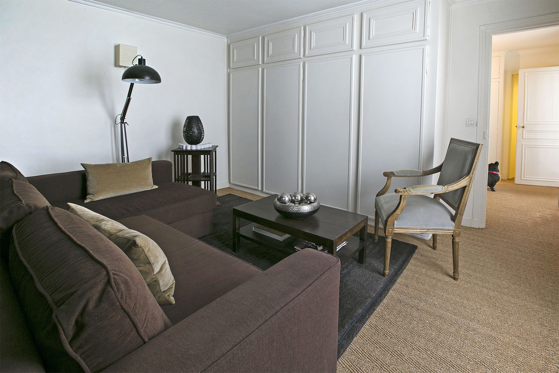Appartement Paris Rue Jacob 2