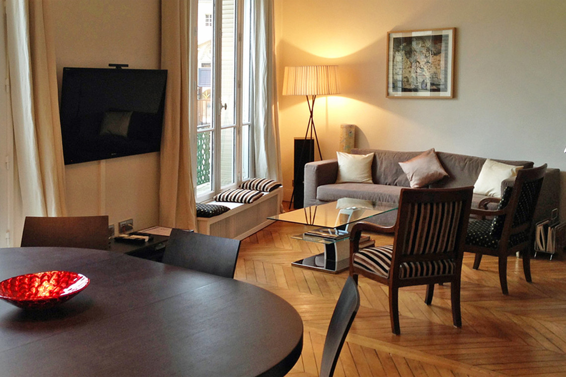 Paris Place Alphonse Laveran Apartment for rent
