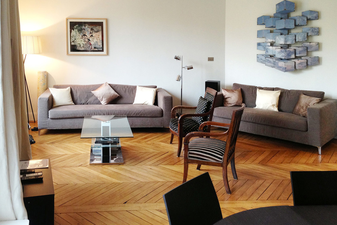 Furnished apartment for rent Paris Place Alphonse Laveran