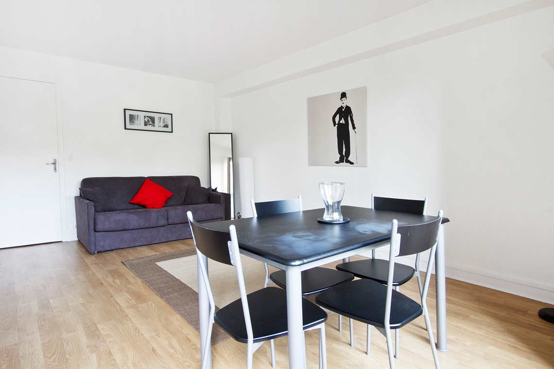 Appartement Paris Rue Jouvenet 6
