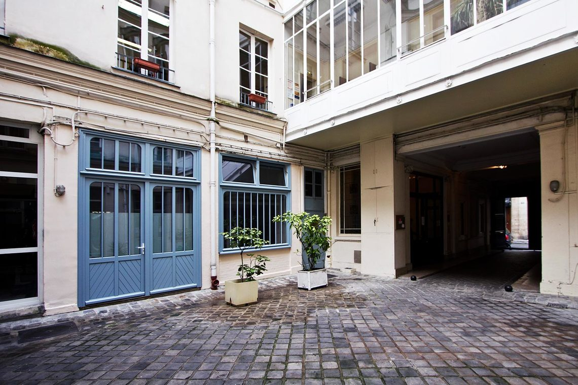 Appartement Paris Rue Godot de Mauroy 11
