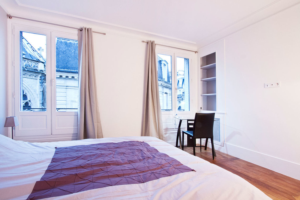 Apartment Paris Rue Blomet 10